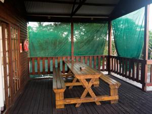 Just In Time Prime Holiday Resort Chalet 1 Deck