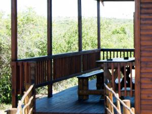 Just In Time Prime Holiday Resort Chalet 3 Deck