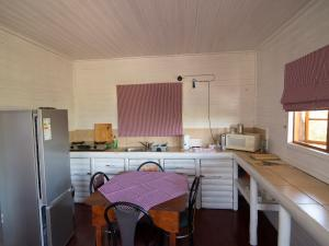 Just In Time Prime Holiday Resort Chalet 3 Kitchen