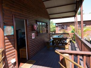 Just In Time Prime Holiday Resort Chalet 4 Deck