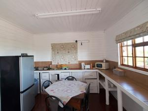Just In Time Prime Holiday Resort Chalet 4 Kitchen