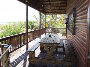 Just In Time Prime Holiday Resort Chalet 5 Deck